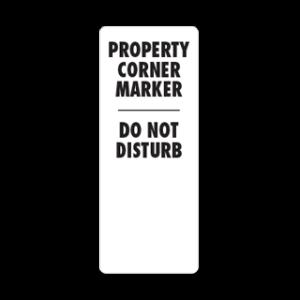 WVM022 Prop corner marker
