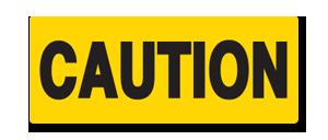 YHM-07 Caution